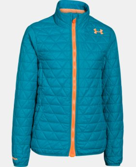 Girls' UA ColdGear® Infrared Micro Jacket  1 Color $86.99