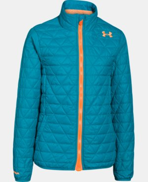 Girls' UA ColdGear® Infrared Micro Jacket  1 Color $65.24