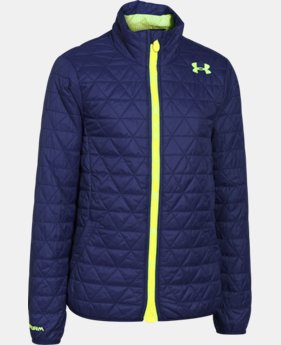Girls' UA ColdGear® Infrared Micro Jacket  1 Color $74.99