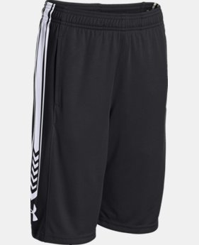 New Arrival  Boys' UA Disrupter Shorts LIMITED TIME: FREE SHIPPING 2 Colors $26.99