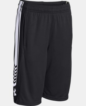New Arrival  Boys' UA Disrupter Shorts LIMITED TIME: FREE SHIPPING  $26.99