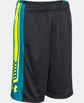New Arrival  Boys' UA Disrupter Shorts LIMITED TIME: FREE SHIPPING 1 Color $26.99
