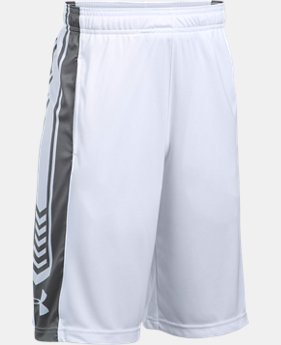 Boys' UA Obi-Wan Shorts  1 Color $22.99