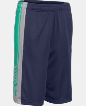 Best Seller Boys' UA Disruptor Shorts LIMITED TIME: FREE SHIPPING 1 Color $21.99