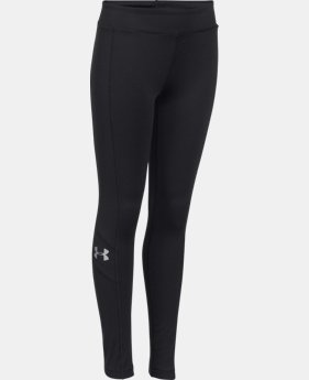 Best Seller Girls' UA ColdGear® Infrared Legging  4 Colors $26.99 to $44.99