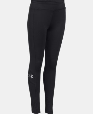 Girls' UA ColdGear® Infrared Legging  2 Colors $33.99