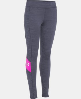 Best Seller Girls' UA ColdGear® Infrared Legging  1 Color $26.99 to $44.99