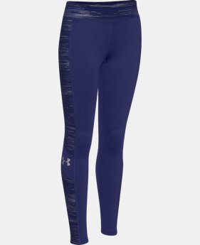 Best Seller Girls' UA ColdGear® Infrared Legging  2 Colors $26.99 to $44.99