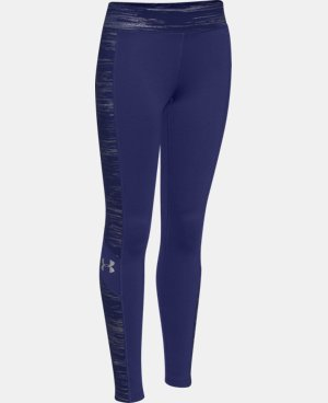 Best Seller Girls' UA ColdGear® Infrared Legging   $33.99