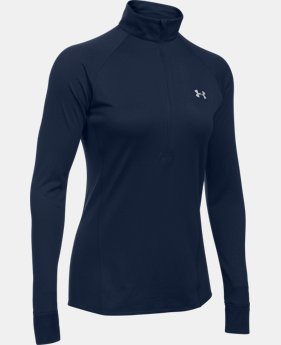Women's UA Tech™ 1/2 Zip LIMITED TIME: FREE SHIPPING 5 Colors $37.99 to $49.99