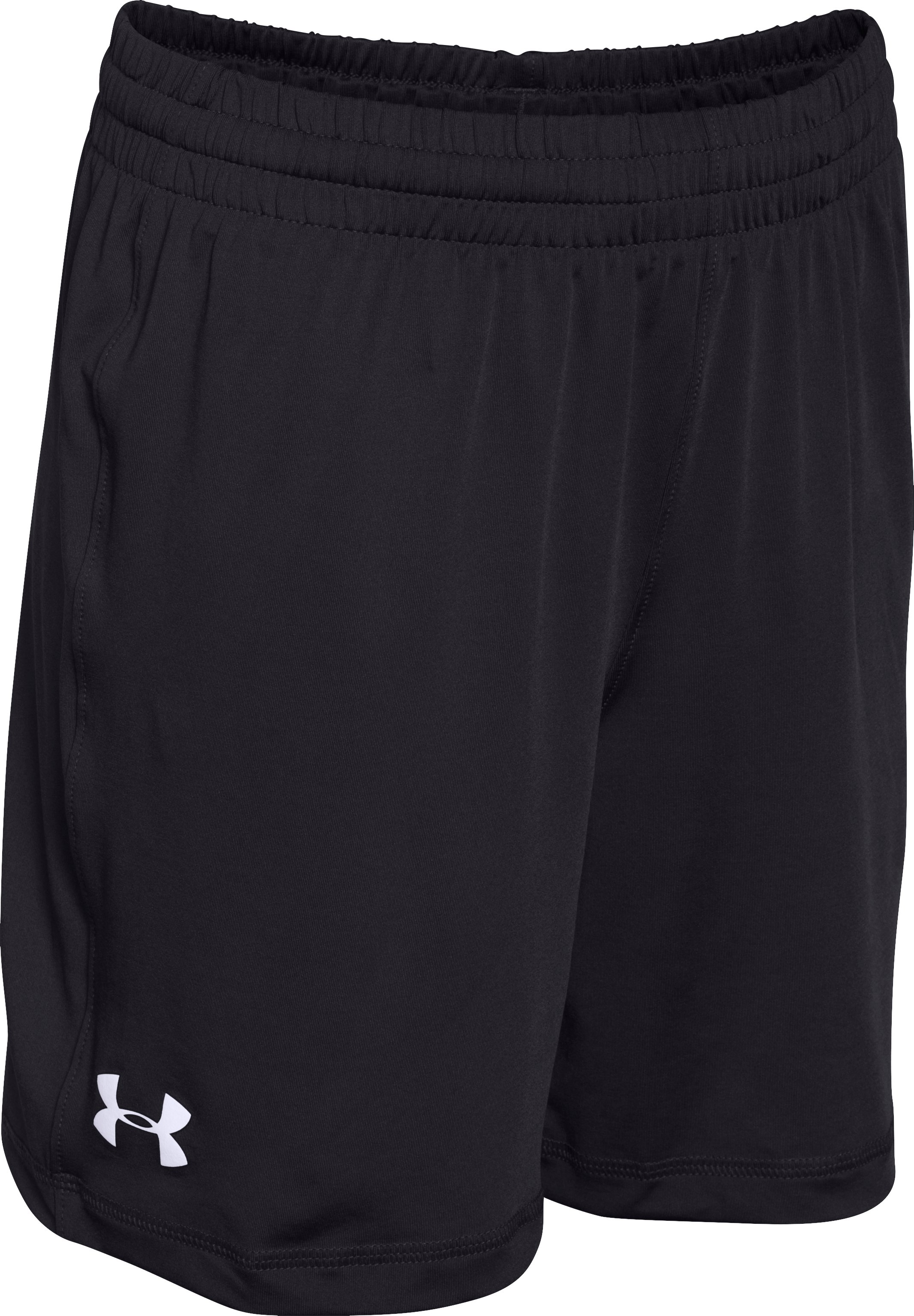 Boy's UA Team Raid Shorts, Black