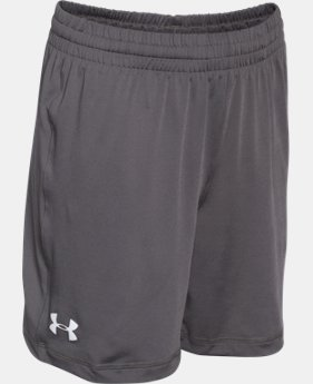 Boy's UA Team Raid Shorts LIMITED TIME: FREE SHIPPING 1 Color $24.99