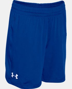 Best Seller Boy's UA Team Raid Shorts LIMITED TIME: FREE SHIPPING 2 Colors $19.99