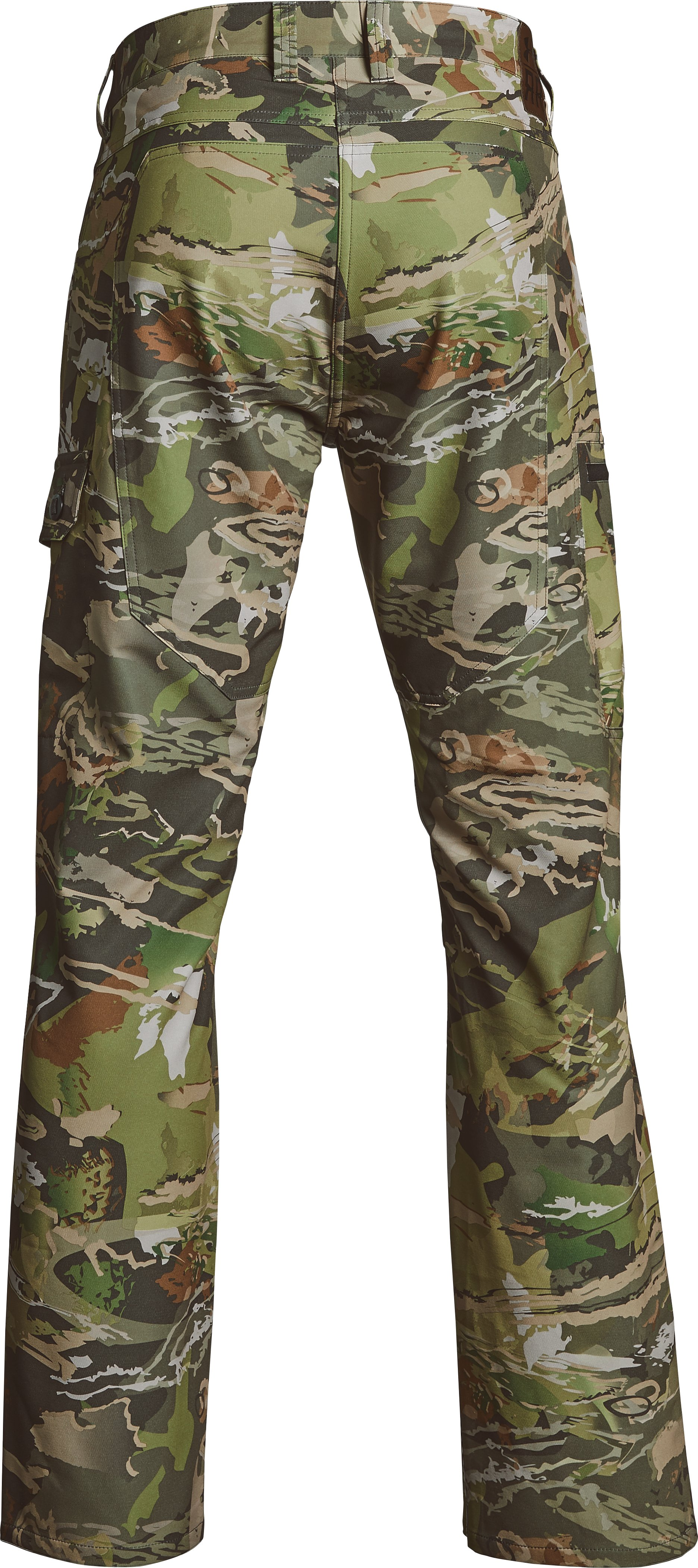 Men's UA Ridge Reaper® Early Season Pants, UA FOREST CAMO, undefined