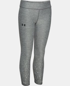Girls' UA Studio Sport Long Capri   $29.99
