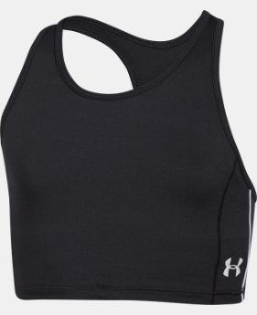 Girls' UA Studio Sport Bra   $17.99
