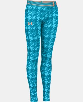Girls' UA HeatGear® Armour Printed Legging   $23.99 to $29.99