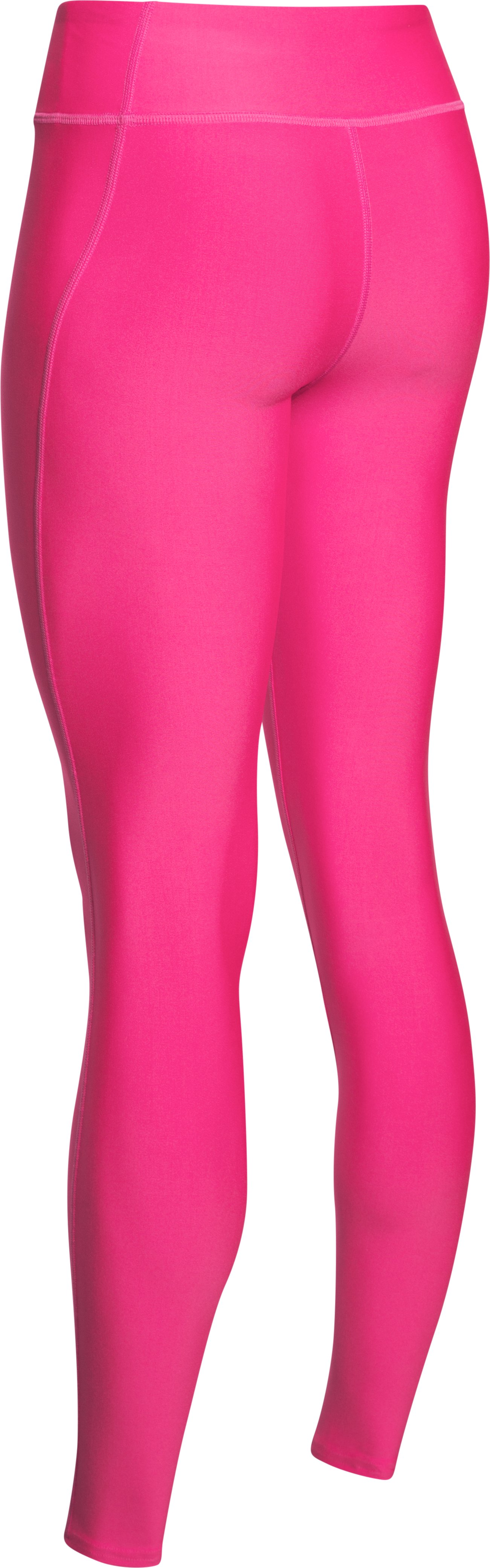Women's UA HeatGear® Armour , REBEL PINK, undefined
