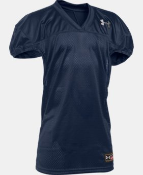 New Arrival  Boys' UA Football Jersey LIMITED TIME: FREE SHIPPING 1 Color $22.99