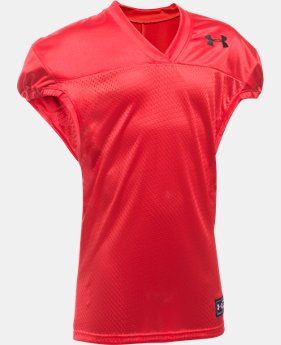 Boys' UA Football Jersey  1 Color $22.99