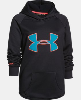 Girls' UA Storm Rival Hoodie  5 Colors $26.99 to $33.99