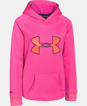 Girls' UA Storm Rival Hoodie LIMITED TIME: FREE U.S. SHIPPING 1 Color $25.49 to $33.99