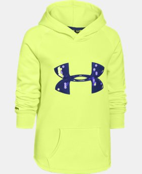 Girls' UA Storm Rival Hoodie  1 Color $26.99 to $33.99