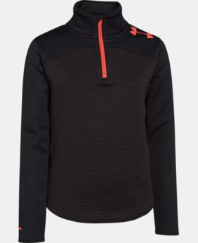 Girls' UA Gamut 1/4 Zip  2 Colors $37.99
