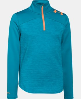 Girls' UA Gamut 1/4 Zip  1 Color $37.99