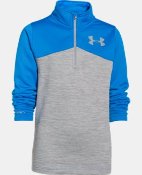 Boys' UA Gamut ¼ Zip  1 Color $37.99