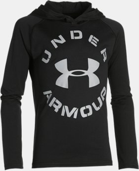 Boys' UA Tech™ Hoodie LIMITED TIME: FREE U.S. SHIPPING 2 Colors $20.99 to $26.99