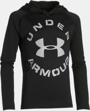 Boys' UA Tech™ Hoodie LIMITED TIME: FREE U.S. SHIPPING 5 Colors $20.99 to $26.99