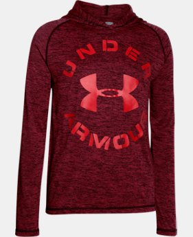 Boys' UA Tech™ Hoodie LIMITED TIME: FREE SHIPPING  $22.49