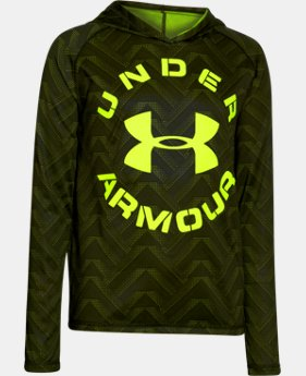 Boys' UA Tech™ Hoodie  1 Color $20.99 to $26.99
