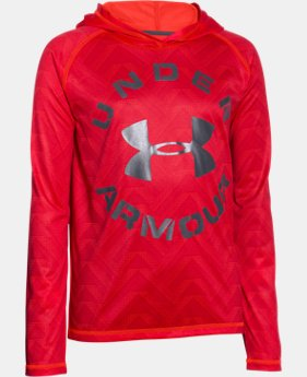 Boys' UA Tech™ Hoodie LIMITED TIME: FREE SHIPPING 1 Color $20.99