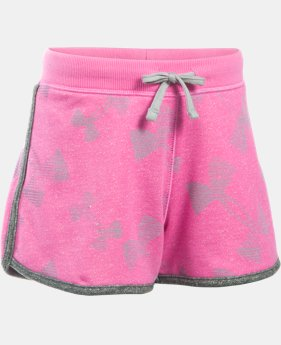 Girls' UA Kaleidalogo Short  1 Color $12.74