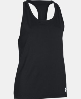 Girls' UA Luna Tank  1 Color $13.99 to $17.99