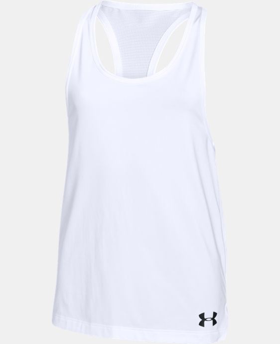 New Arrival  Girls' UA Luna Tank LIMITED TIME: FREE SHIPPING 2 Colors $20.99