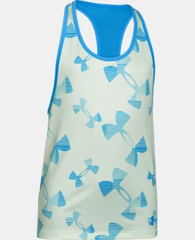 Girls' UA Luna Tank  2 Colors $10.49 to $17.99