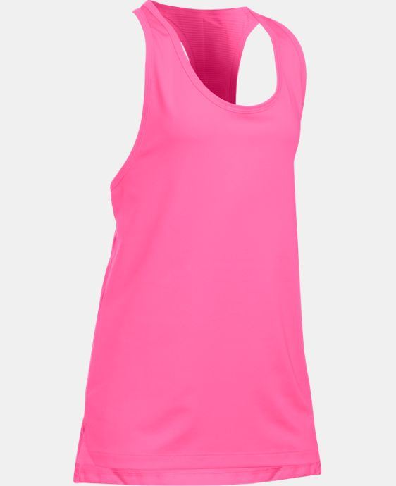 Girls' UA Luna Tank  1 Color $20.99