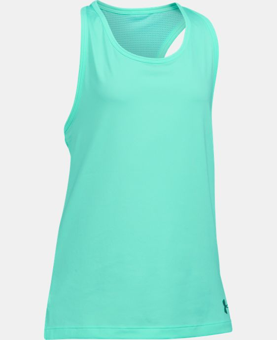 New Arrival Girls' UA Luna Tank  4 Colors $22.99