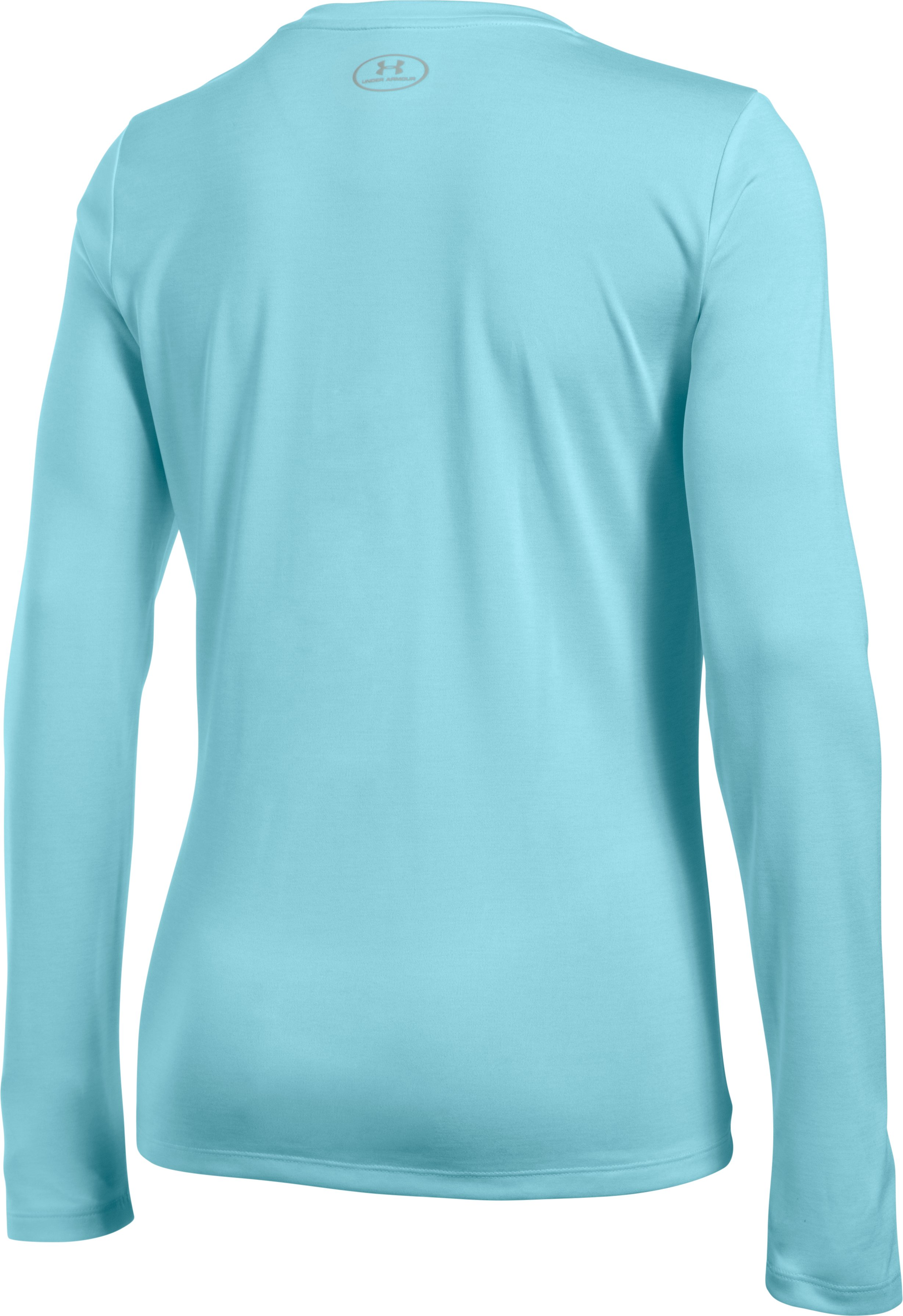 Women's UA Tech™ Twist Long Sleeve, MAUI,
