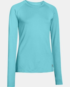 Girls' UA ColdGear® Infrared Warmest Long Sleeve   $23.99