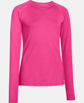 Girls' UA ColdGear® Infrared Warmest Long Sleeve