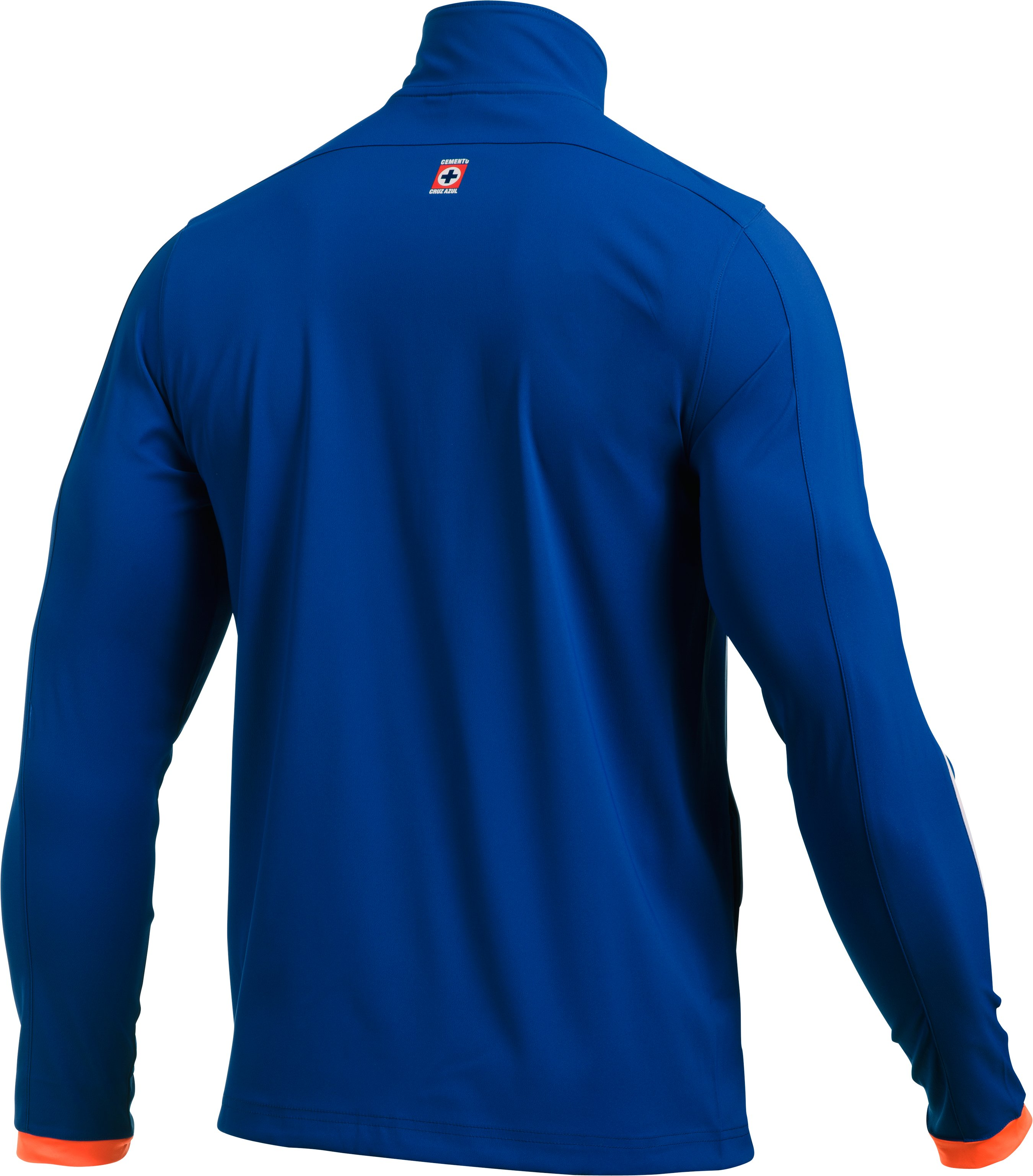 Men's Cruz Azul UA Storm Travel Jacket, Royal