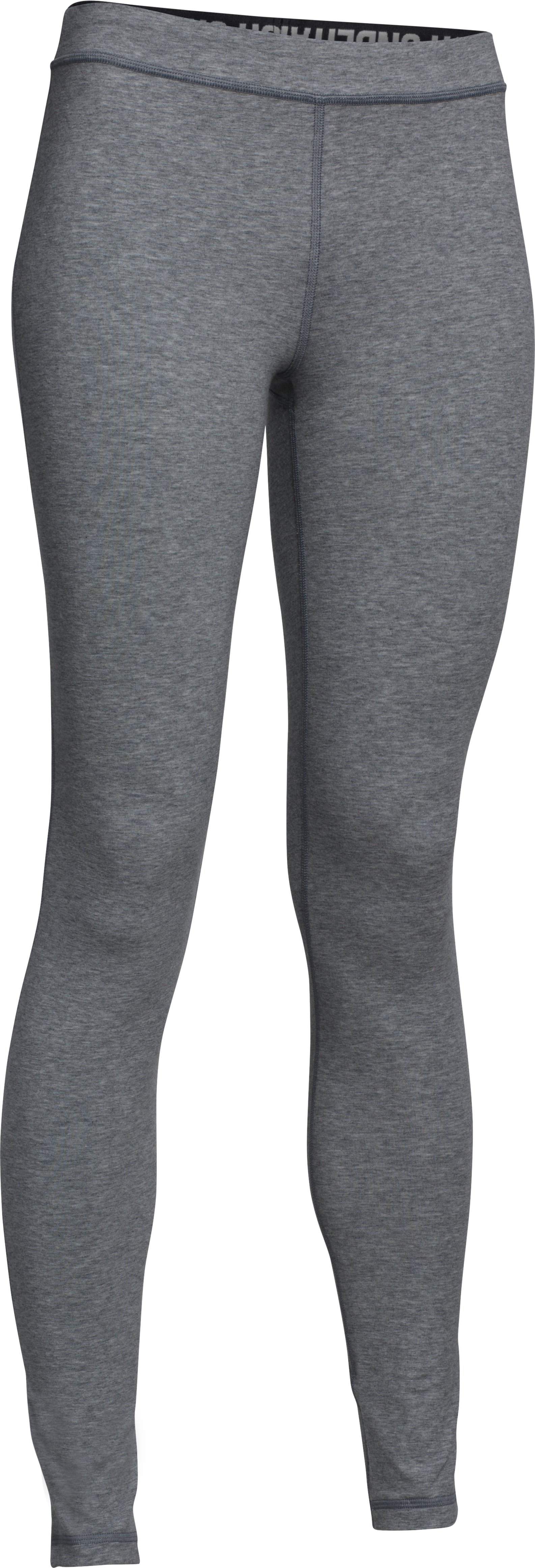 Women's UA Favorite Wordmark , True Gray Heather, undefined