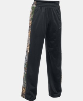 Boys' UA Outdoor Brawler Pants LIMITED TIME: FREE U.S. SHIPPING 3 Colors $26.99