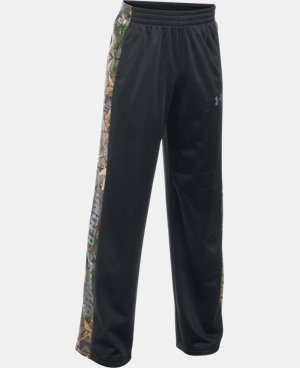 Boys' UA Outdoor Brawler Pants LIMITED TIME: FREE U.S. SHIPPING 2 Colors $26.99