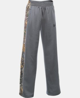 Boys' UA Outdoor Brawler Pants LIMITED TIME: FREE U.S. SHIPPING 1 Color $26.99
