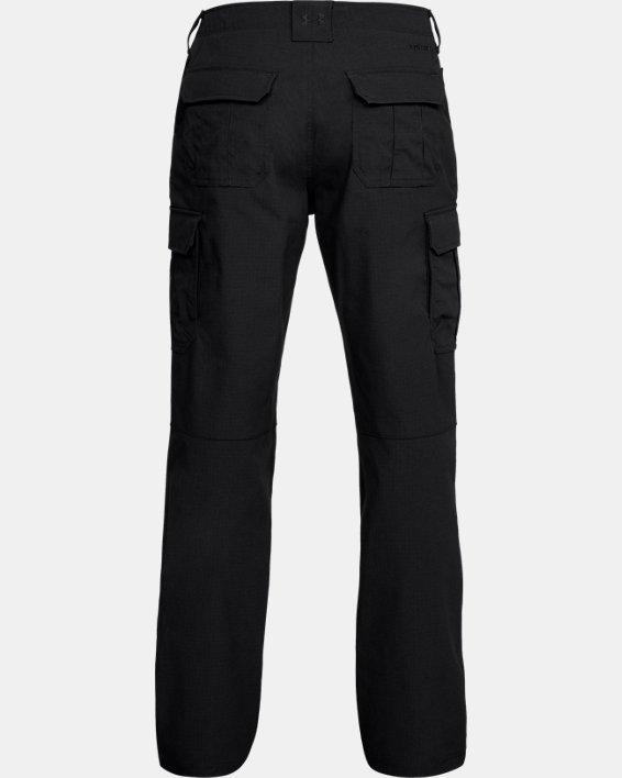 Pantalon UA Storm Tactical Patrol pour homme, Black, pdpMainDesktop image number 4